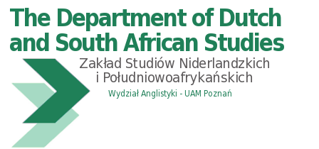 The Department of Dutch and South African Studies